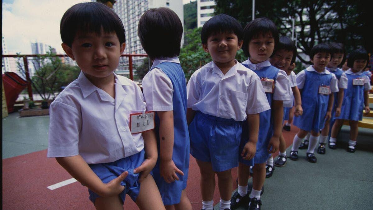China veta los exámenes a niños de 6 y 7 años para aliviar presión educativa