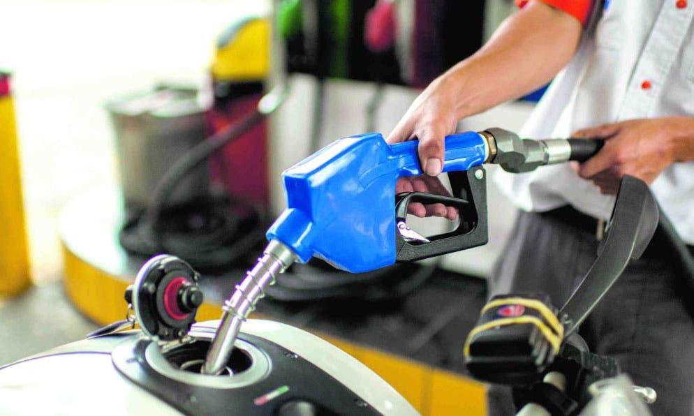Combustibles se mantienen sin variación