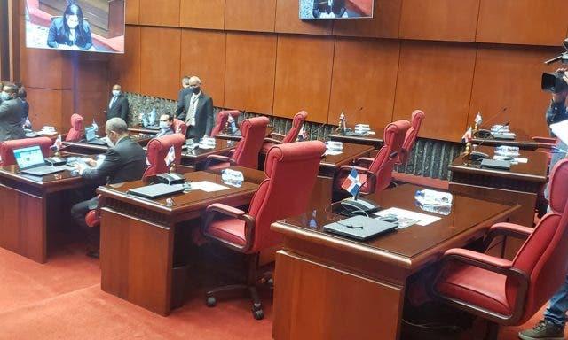 Primera comisión del año legislativo suspendida por falta de quórum