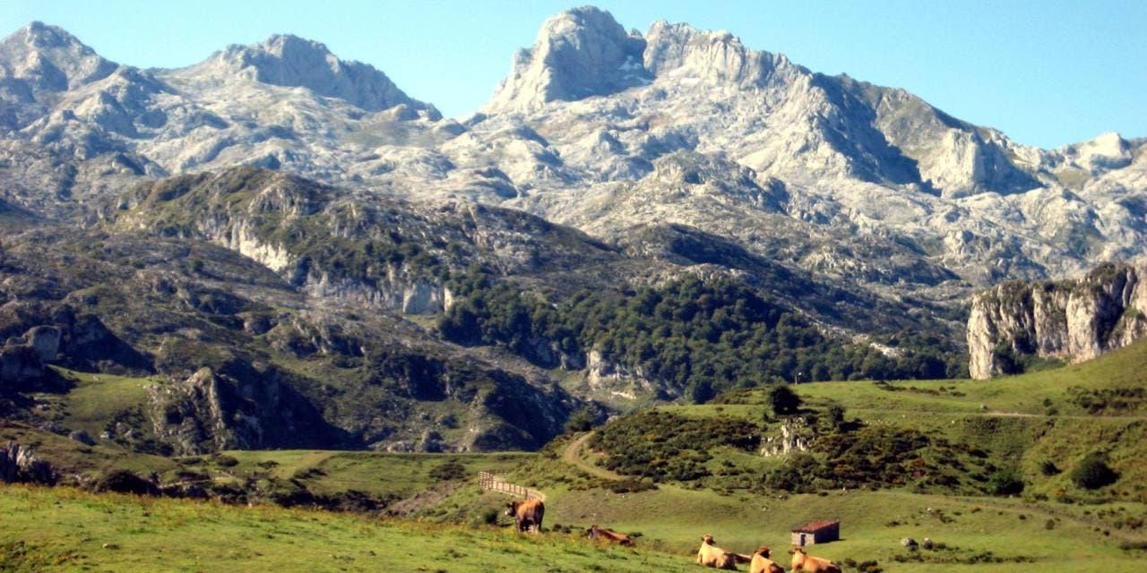 Muere un escalador de 52 años al caer desde 30 metros en los Picos de Europa