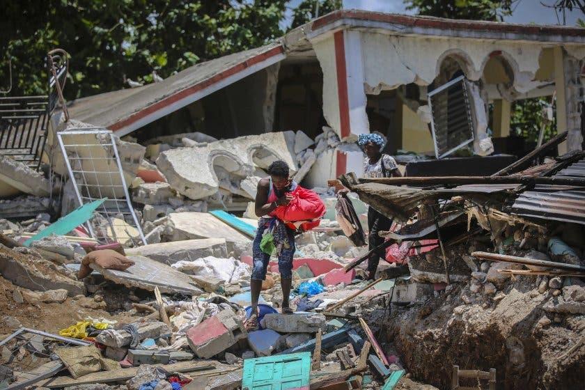 Primer ministro promete reconstruir el sur de Haití tras un mes del terremoto