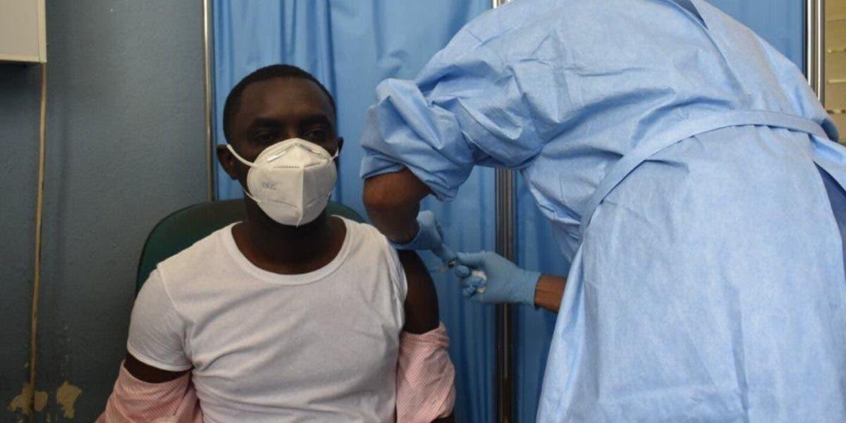 Haití ha vacunado a más de 16 mil personas contra covid-19