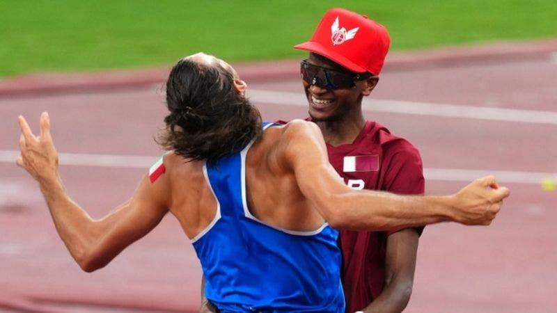Tokio 2020: por primera vez desde 1912, dos atletas comparten medalla de oro en unos Olímpicos