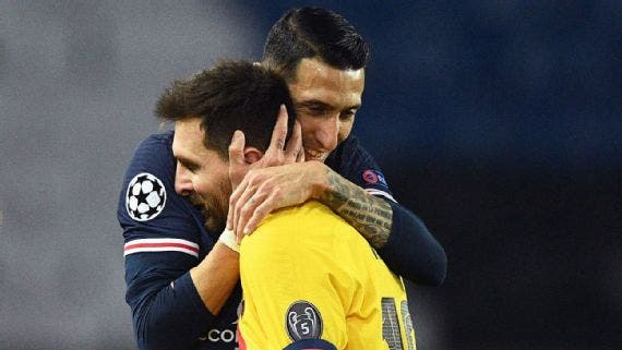 PSG le comunica a sus jugadores la inminente llegada de Lionel Messi, según Le Parisien