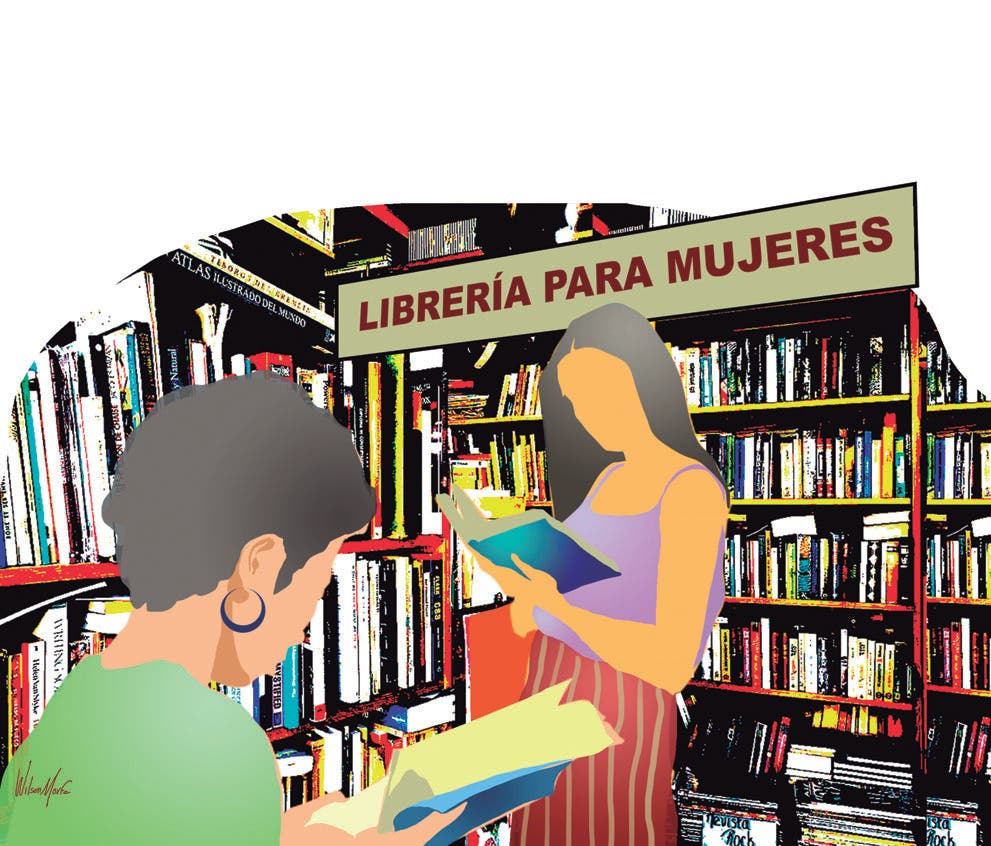 ¿Para qué una «Librería de Mujeres»?