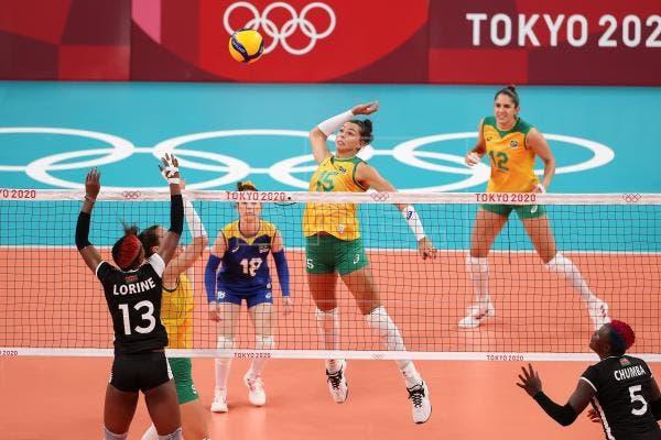 Juegos Olímpicos: Brasil-COR y EEUU-República Dominicana en cuartos de final