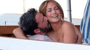 Las fotos de las románticas vacaciones de Jennifer López y Ben Affleck en Italia