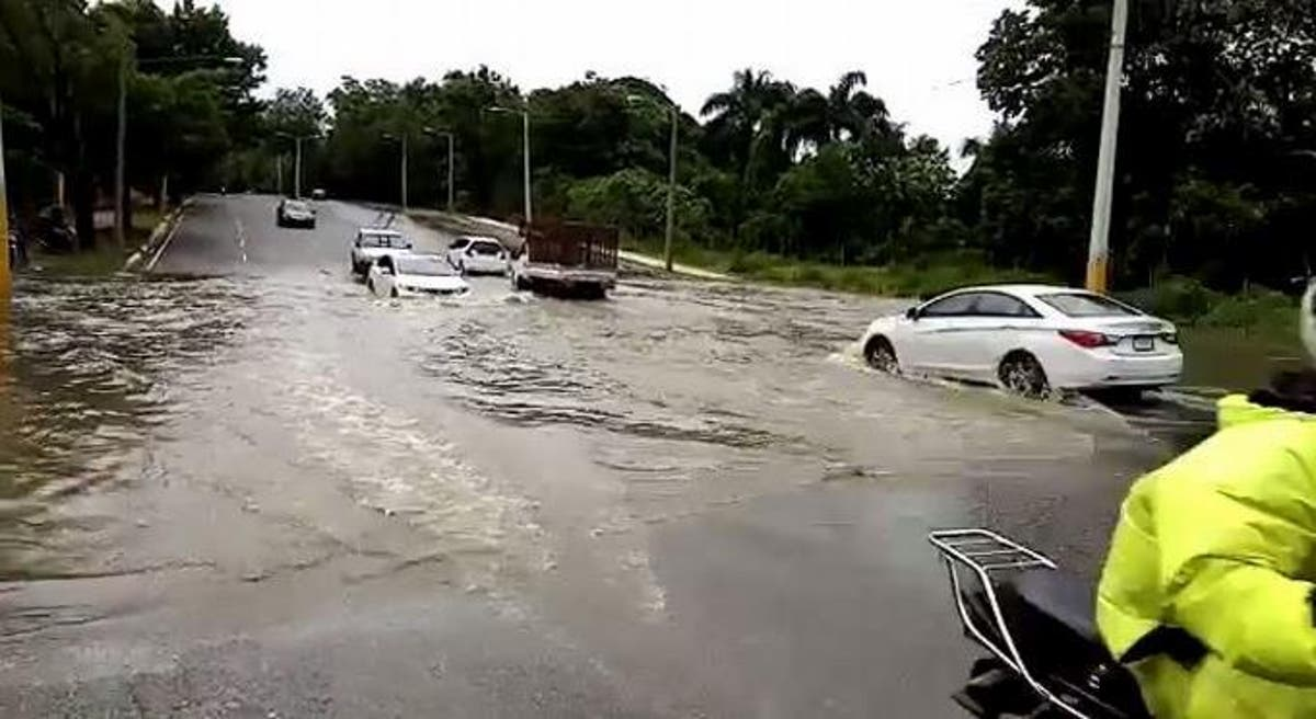 Tormenta tropical Fred: Así se sintió el efecto en Samaná, Azua, San Juan