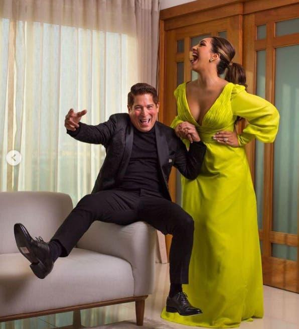 Iván Ruiz y Laura Guzmán terminan su relación