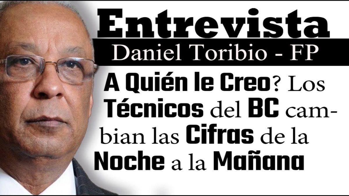 Entrevista a Daniel Toribio en el programa Telematutino 11