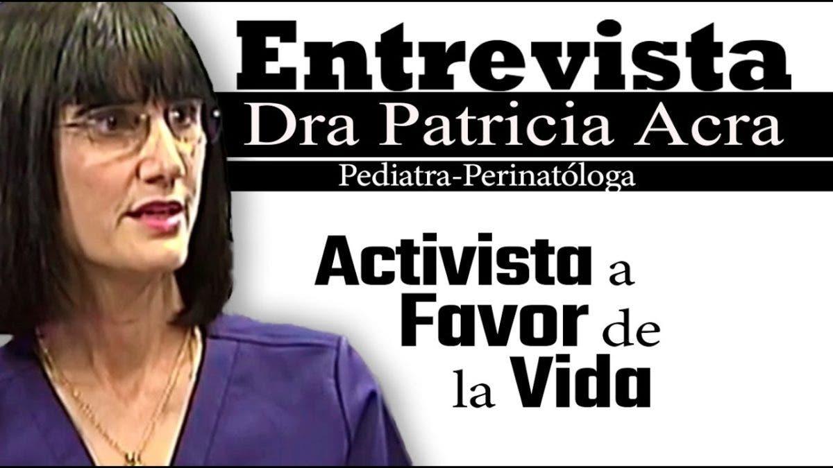 Entrevista a Patricia Acra en el programa Telematutino 11