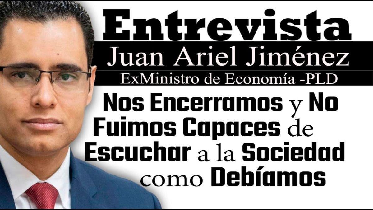 Entrevista a Juan Ariel Jiménez en el programa Telematutino 11