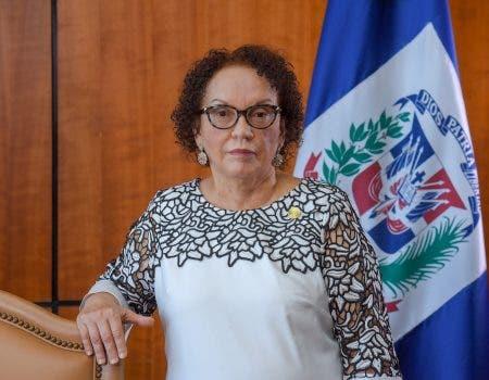 Miriam Germán designa nueva directora en  la Escuela Nacional Penitenciaria