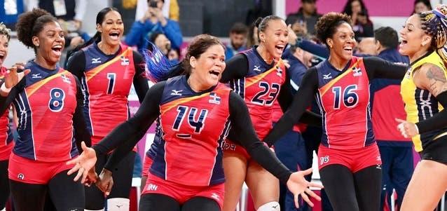 «Las Reinas del Caribe» vencen a Japón 3-1 en Juegos Olímpicos