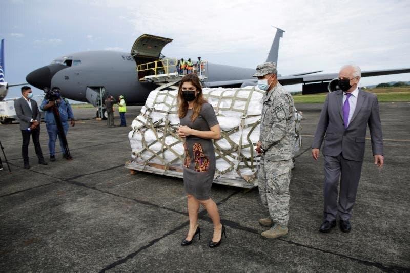 Panamá envía ayuda a Haití y se pone a disposición como puente humanitario