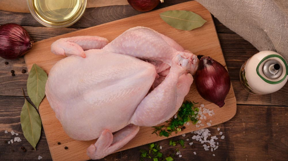 Video-Director del Inespre sobre el precio del pollo: «se va a vender a RD$125»