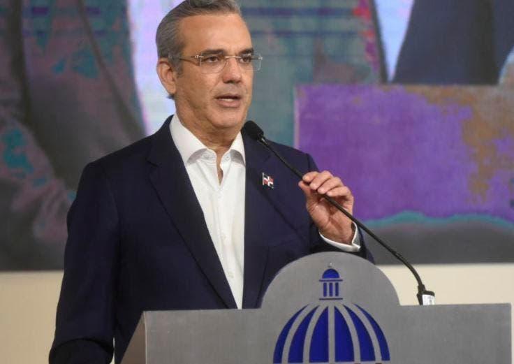 Presidente Abinader; Destaca labor del Gobierno con covid-19