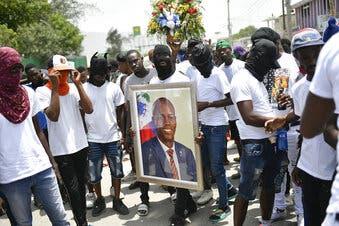 Haití: Designan a nuevo juez al frente de caso de Moïse