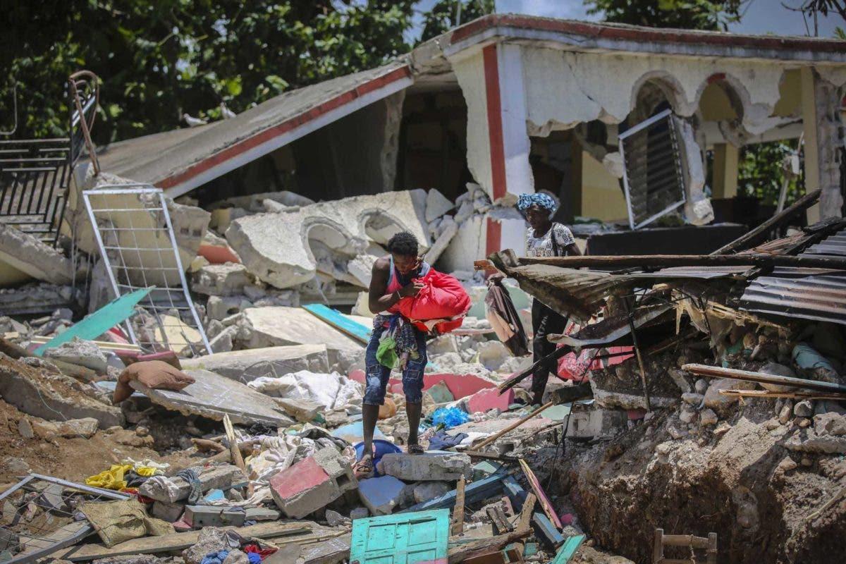Chile enviará 16 toneladas de ayuda humanitaria a Haití tras el terremoto