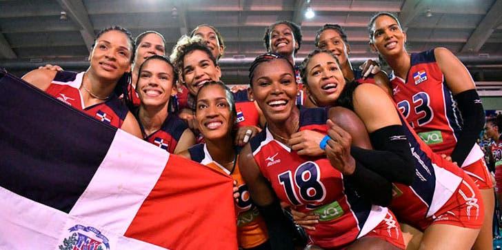 Luis Abinader felicita a Las Reinas del Caribe por medalla de oro