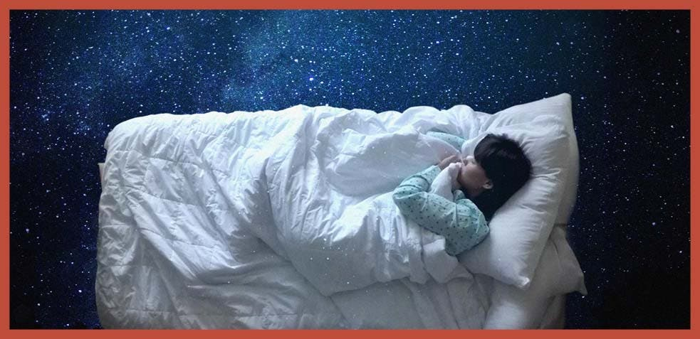 ¿Tus hijos se trasnochan? Conoce cómo se afecta su salud y algunos tips para ayudarlos a dormir
