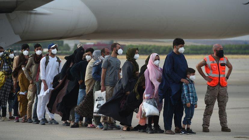 RD entre países darán refugio a personas  deseen salir de Afganistán