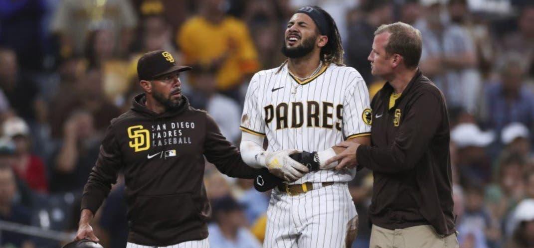 Fernando Tatis Jr. a la lista de lesionados de los Padres de San Diego