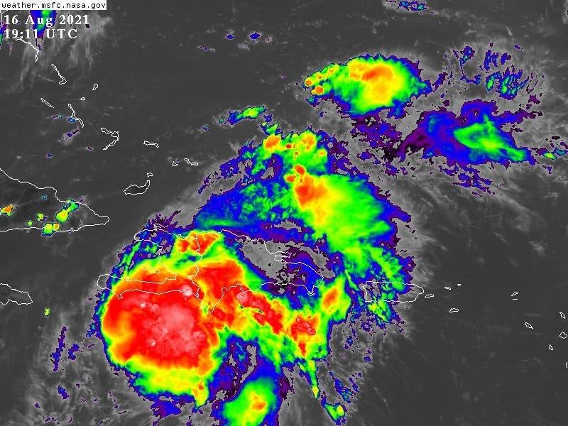 Onamet descontinúa las alertas de tormenta tropical; seguirán lluvias