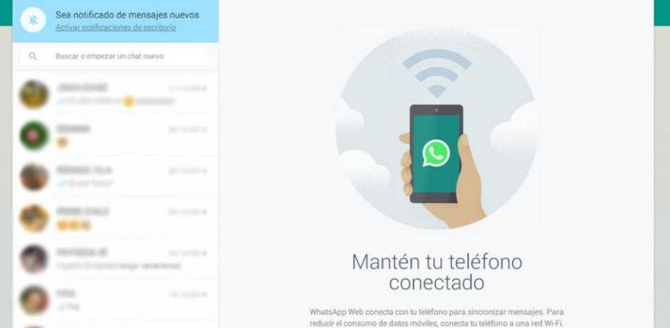 WhatsApp: nueva función permite editar fotos desde su versión web