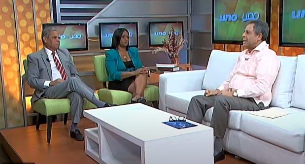 Entrevista a Felucho Jiménez en el programa Uno + Uno