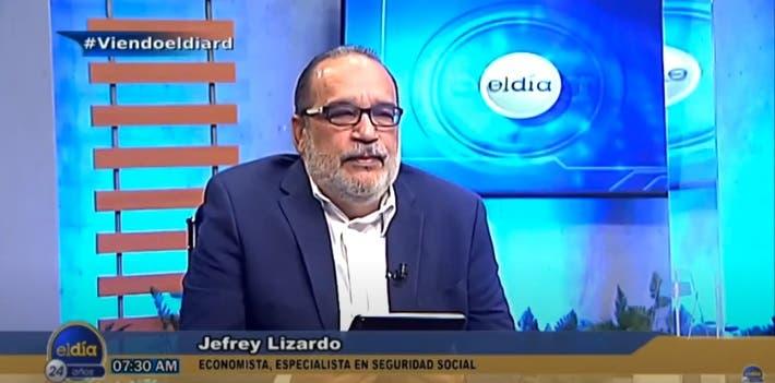 Entrevista a Jefrey Lizardo, miércoles 22 de septiembre,  programa El Día