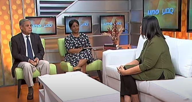 Entrevista a Minou Tavárez Mirabal, jueves 30 de septiembre, programa Uno + Uno