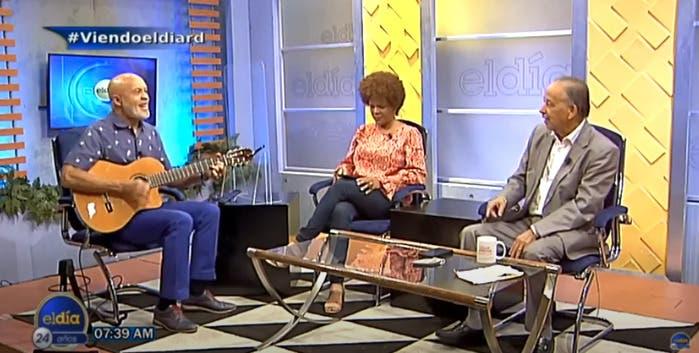 Entrevista a Enrique Feliz en el programa El Día