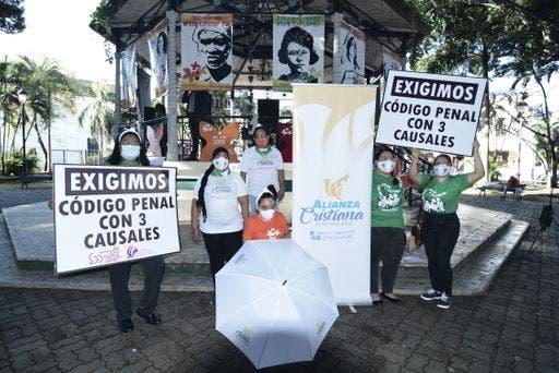 En Día aborto legal y seguro, ACD pide causales en Código Penal