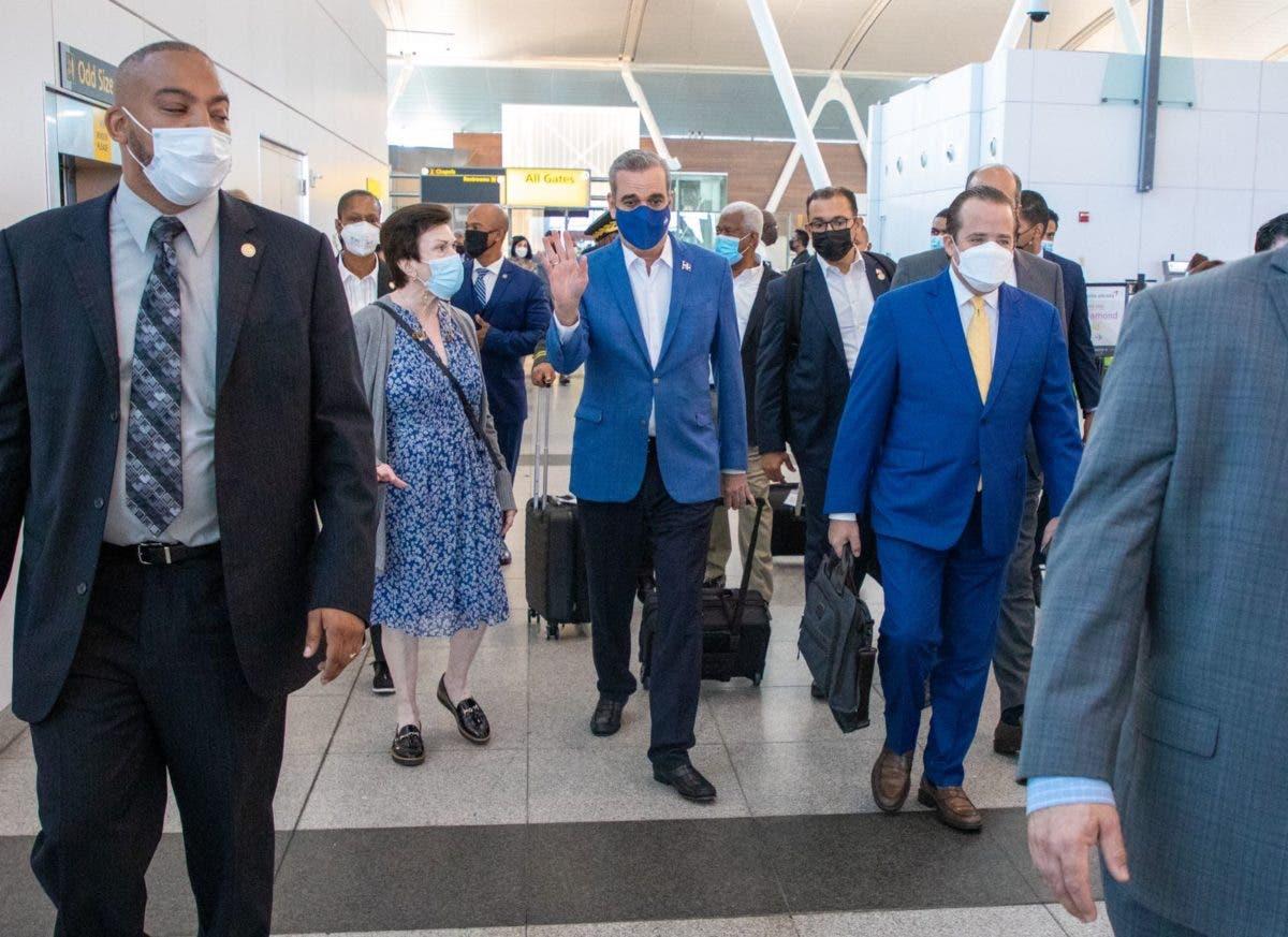 Video: presidente Abinader hablará sobre relaciones con Haití ante la ONU