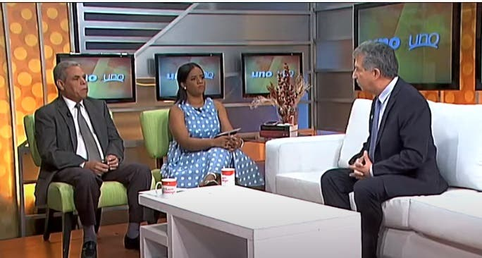 Entrevista a Isaías Ramos en el programa Uno + Uno