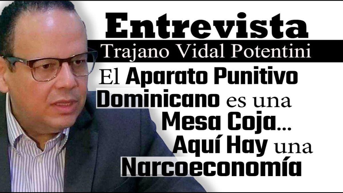 Entrevista a Trajano Vidal Potentini en el programa Telematutino 11