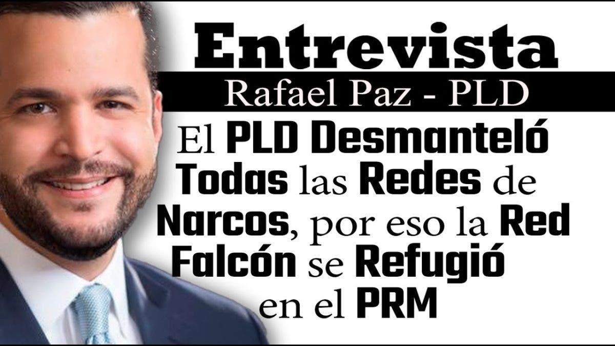 Entrevista a Rafael Paz, jueves 23 de septiembre, programa Telematutino 11