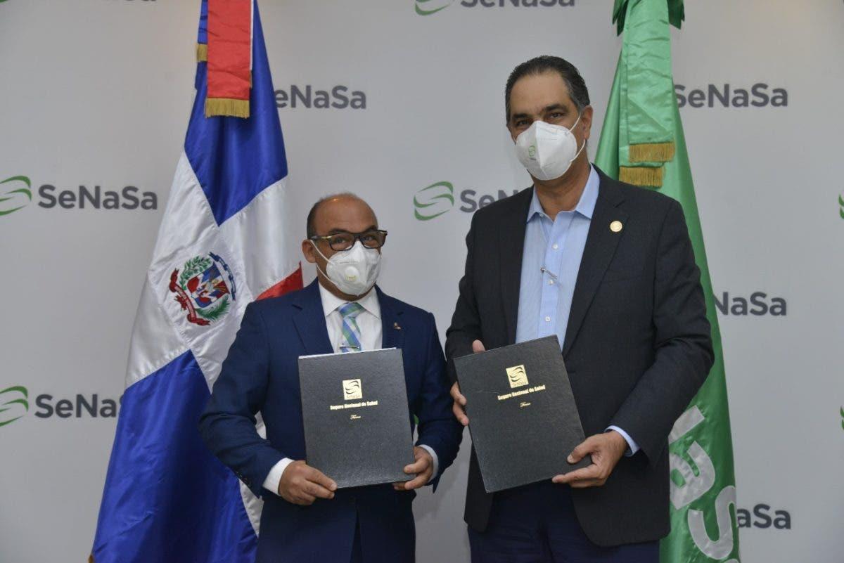 SeNaSa y la Comisión Barrial beneficiarán a diversos sectores de Santo Domingo