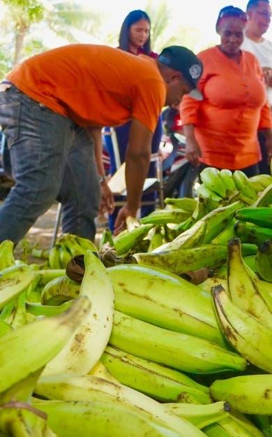 Inespre vende el plátano a un peso