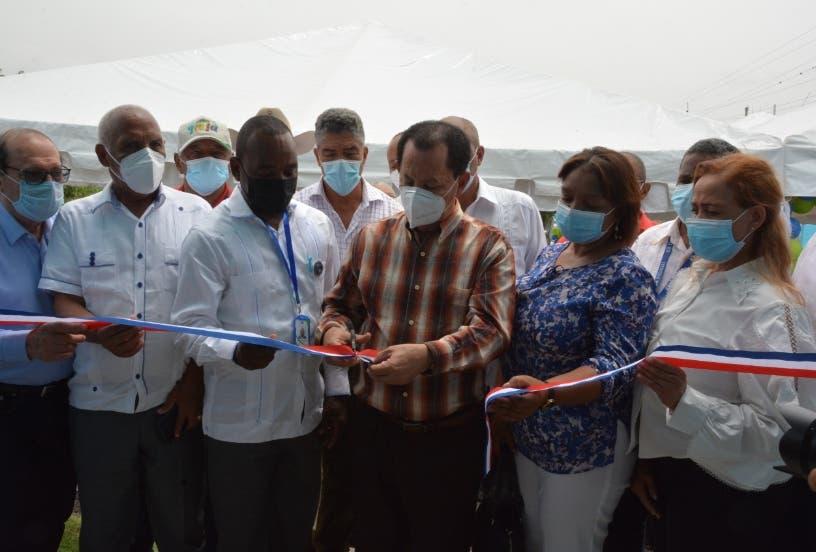 Inaugura planta procesadora de leche en SJM