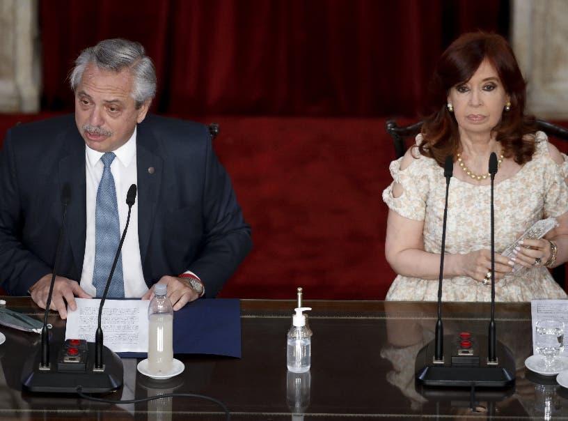 Renuncia portavoz gobierno Fernández