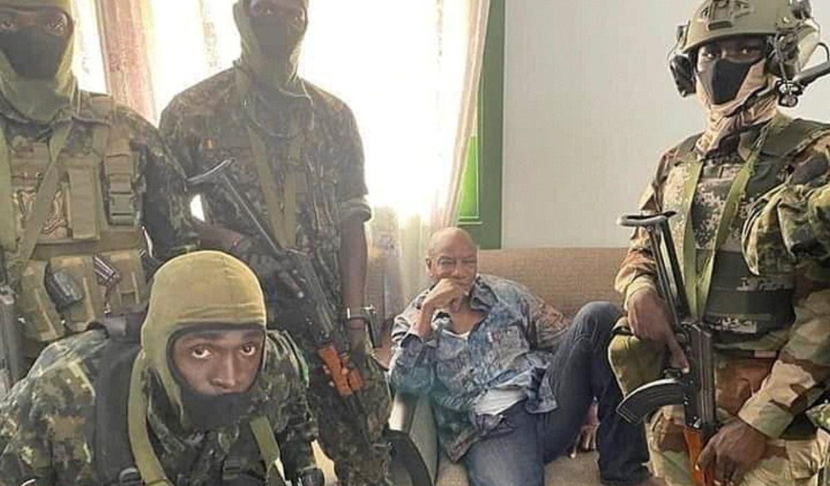 Presidente de Guinea Conakri es derrocado