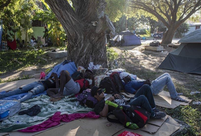 EEUU confirma ya no hay migrantes haitianos frontera