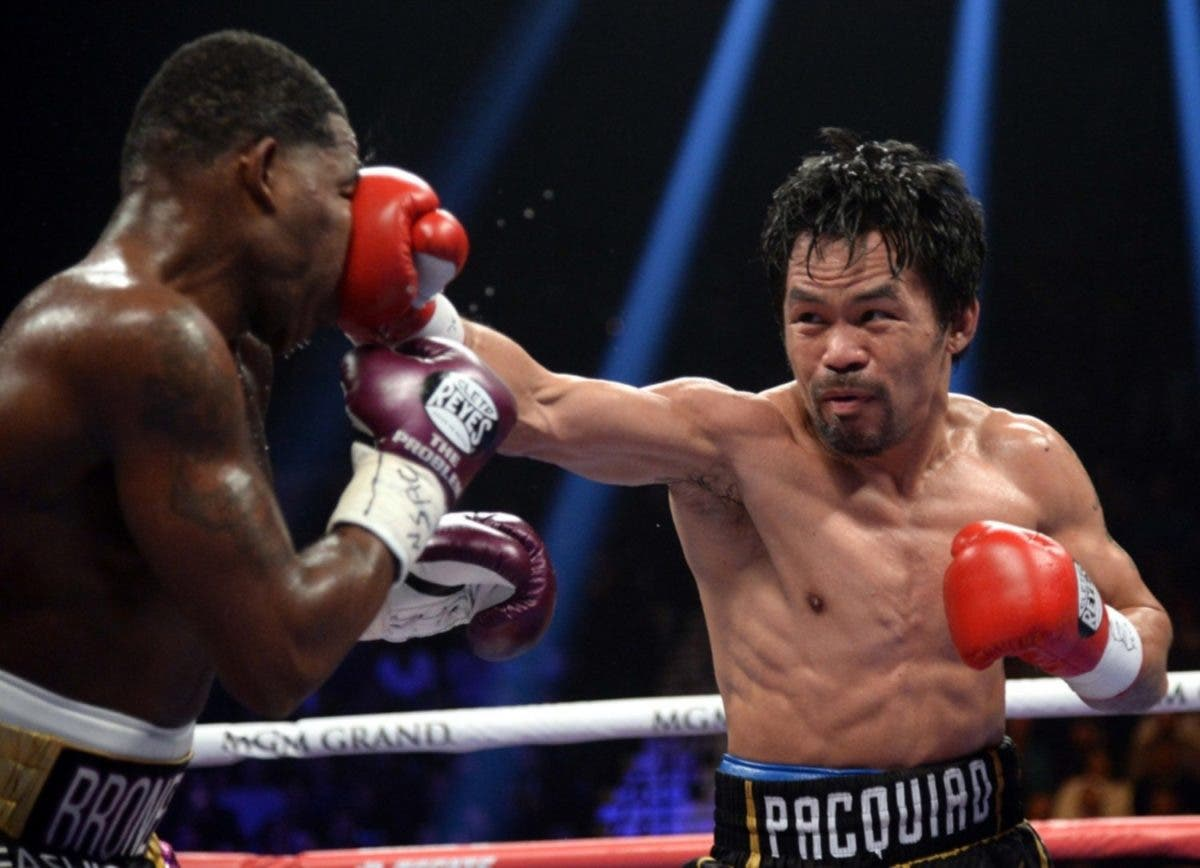 Manny Pacquiao, campeón mundial de boxeo anuncia su retiro