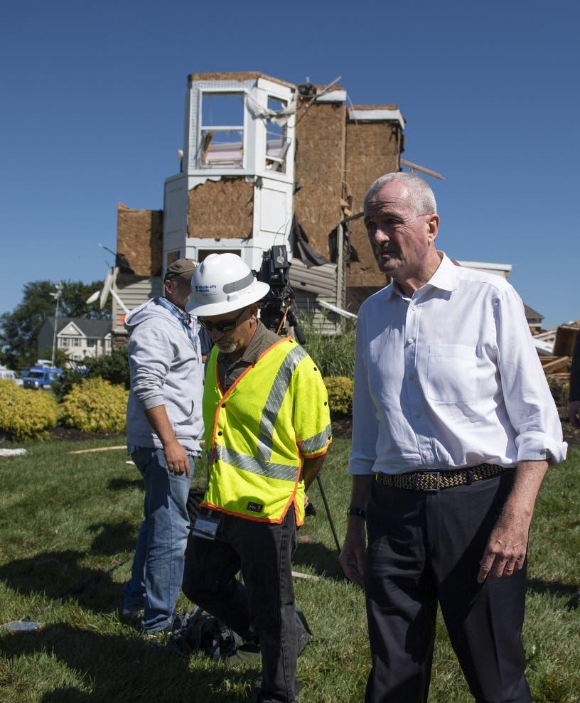 Biden autoriza ayuda para Nueva Jersey y NY por daños huracán Ida