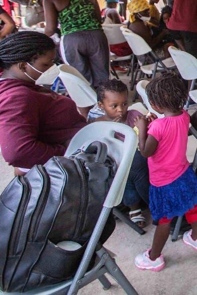 Unicef alerta niños y mujeres deportados