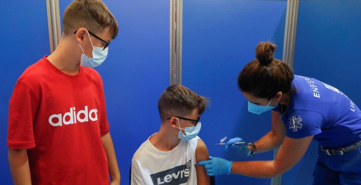 BioNTech cuenta con poder vacunar a niños entre 5 y 11 años desde octubre