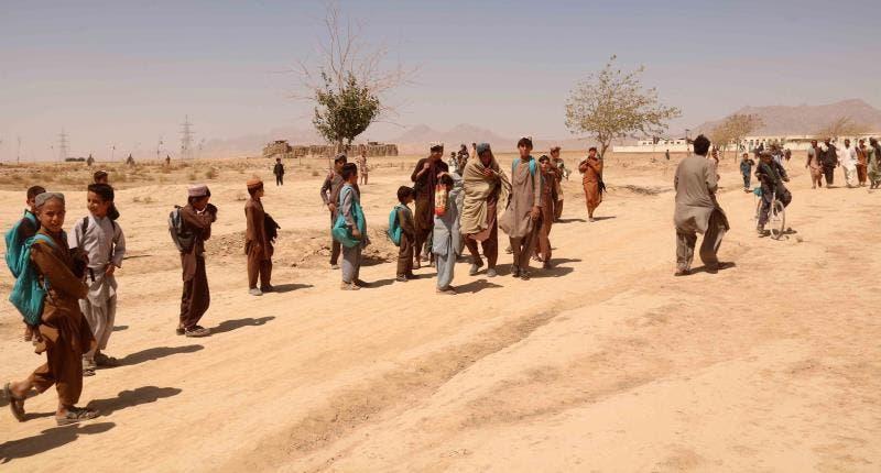 La FAO pide 36 millones de dólares de ayuda «urgente» para Afganistán