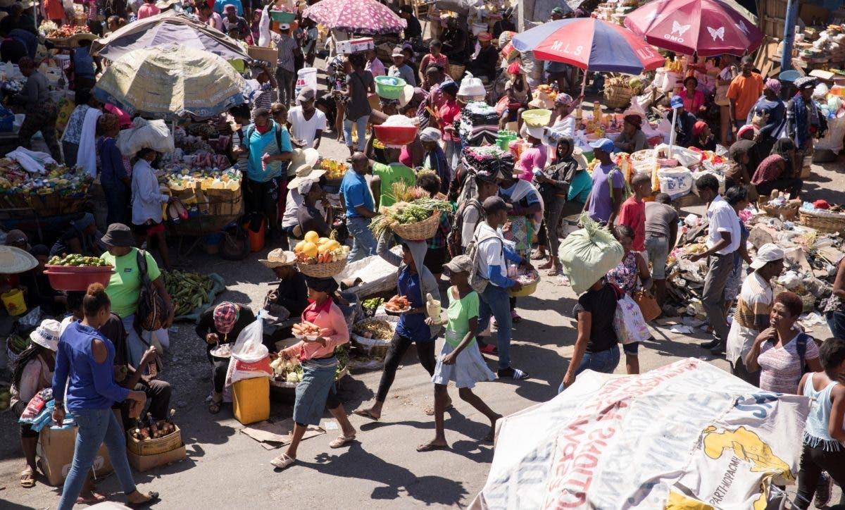 Haití detecta contagios de variantes delta y mu